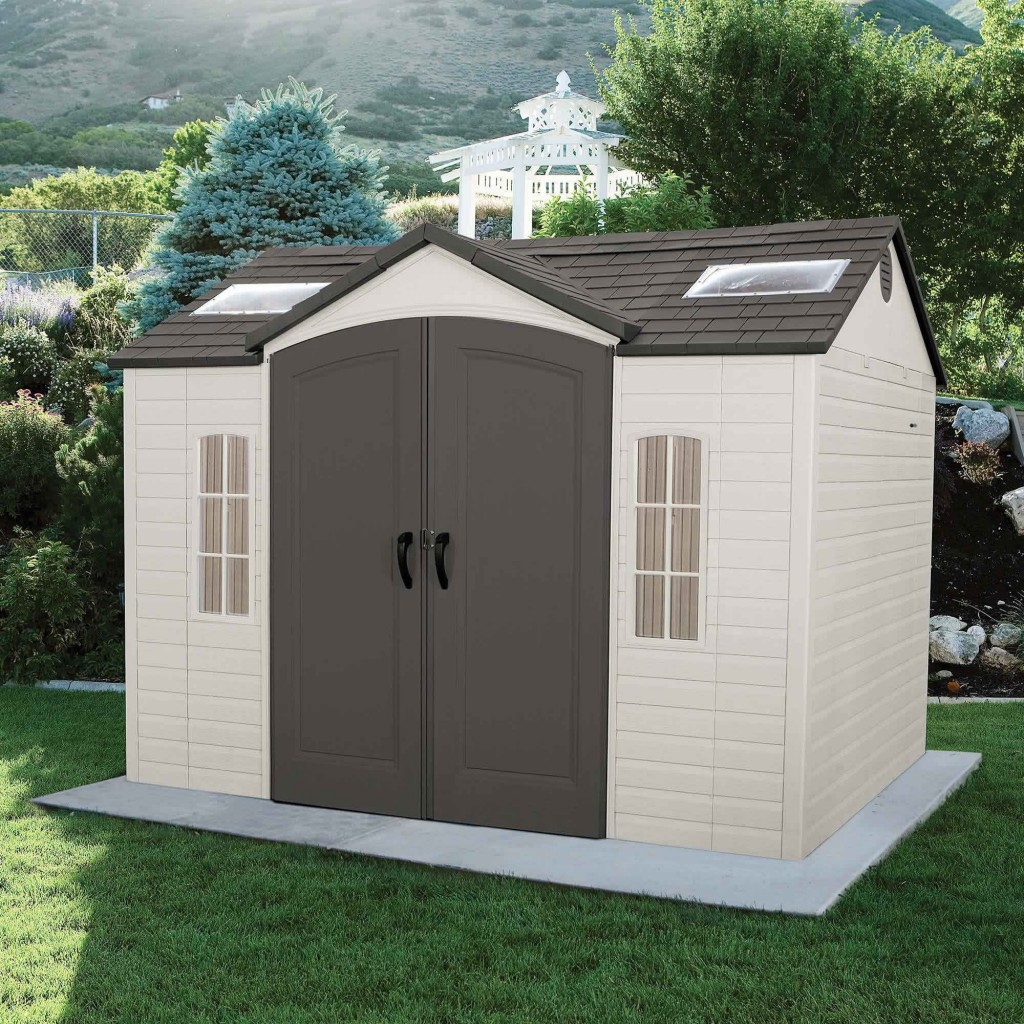 Lifetime 10x8 Shed 60005