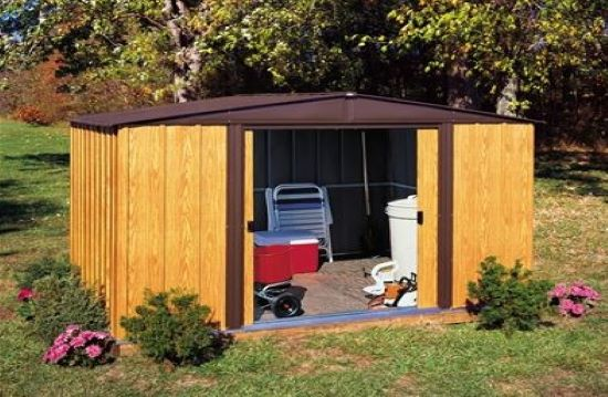 Arrow 10x8  Woodlake Storage Shed Kit WL108-Perfect for outdoor storage sheds.