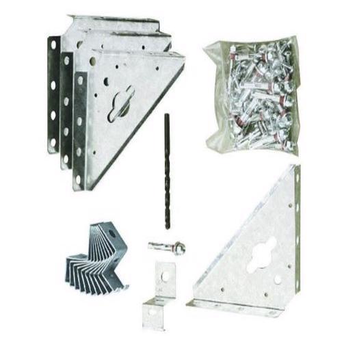Arrow Shed Concrete Anchor Kit AK100-Perfect for concrete slab as a base for your Arrow building.