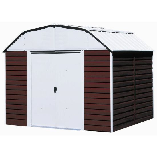 Arrow Red Barn 10x14 Shed Kit (RH1014) - Perfect storage for your equipment