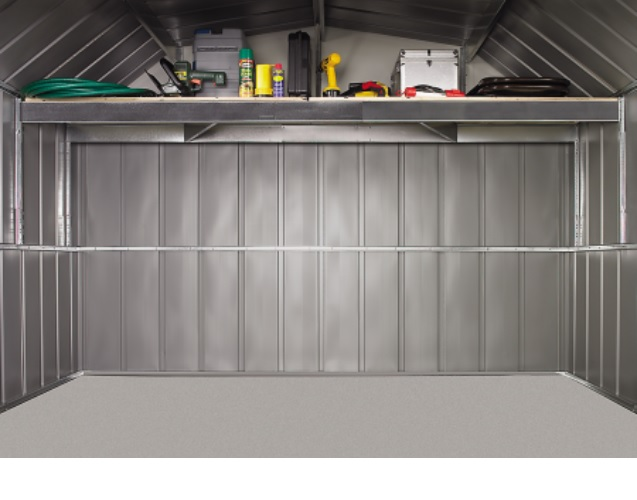 Arrow shed Attic / Work Bench AT101- Ideal for tool storage.