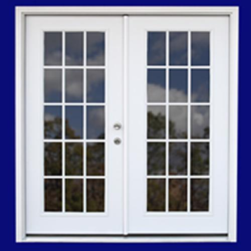 Best Barns Arlington 12x20 Wood Storage Shed Kit (arlington_1220) Optional 15-Lite French Door