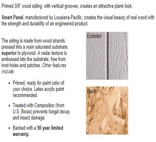 Best Barns Cambridge 10x20 Wood Storage Shed Kit (cambridge1020) Siding Material
