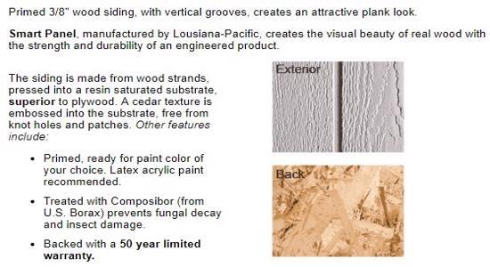 Best Barns Denver 12x16 Wood Storage Shed Kit - ALL Pre-Cut (denver_1216) Siding Material
