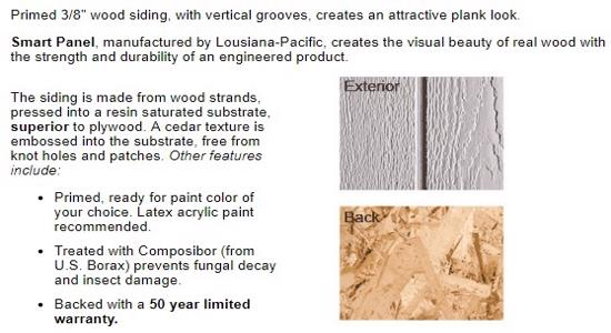 Best Barns Denver 12x20 Wood Storage Shed Kit - All Pre-Cut (denver_1220) Siding Material