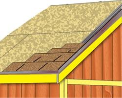 Best Barns Tahoe 12x20 Wood Storage Garage Shed Kit (tahoe_1220) DIY Assembly Step Three