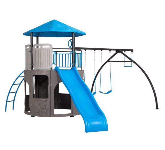 adventure Tower Playset 90918- perfect place for kids to have some fun!